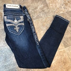 Rock Revival Jen skinny jeans